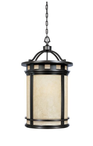 Designers Fountain Designers Fountain 23853 Oil rubbed bronze Sedona foyer lights (Pendant Sedona Outdoor)