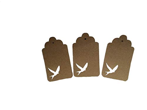 Barn Swallow Gift Tags, Bird Decorations, Bird Theme, Animal Decorations, Bird Party Supplies, Barn Swallow Decorations