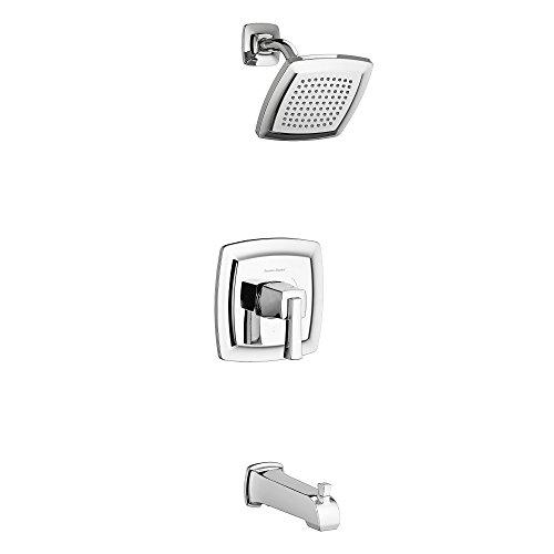 American Standard T353502.002 Townsend Bath & Shower Trim Kit,,, Polished Chrome - Polished Chrome Shower Kit