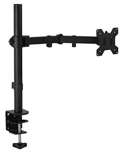 Mount-It! Monitor Mount Arm for Single Computer Monitor, Ful
