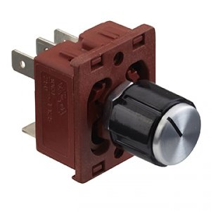Pelton & Crane LFII Dimmer Switch w/Knob
