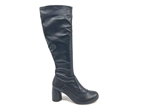 For Women Chie Black Boots Mihara 6qgYX