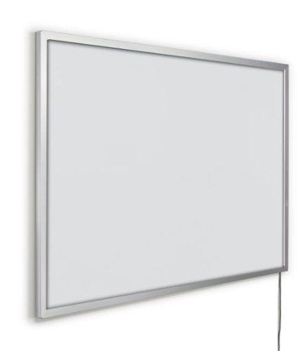 Displays2go Backlit Poster Frame for 18 x 24 Translucent Graphics
