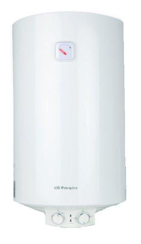 Orbegozo TRM 103 Vertical Depósito (almacenamiento de agua) Sistema de calentador único Blanco calentadory