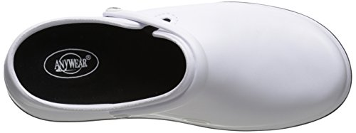 Shoe White Anywear Alexis Black Work Women's qRx00tAHz