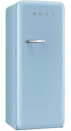 Smeg FAB28UPBR1 50's Retro Style Aesthetic Refrigerator with
