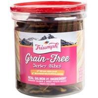(Triumph Grain-Free Jerky Bites, Salmon and Sweet Potato - 20 Ounce)