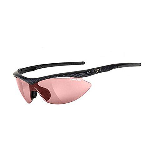 Tifosi Slip T-V141 Shield Sunglasses,Carbon Frame/High Speed Red Fototec Lens,One - Sunglasses 2011