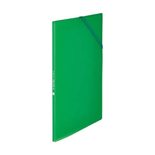 (まとめ)キングジム クリアーファイルホルダーイン A4タテ 4ポケット 緑 6171Tミト 1冊 【×20セット】 生活用品 インテリア 雑貨 文具 オフィス用品 ファイル バインダー クリアケース クリアファイル 14067381 [並行輸入品] B07L35DHZC