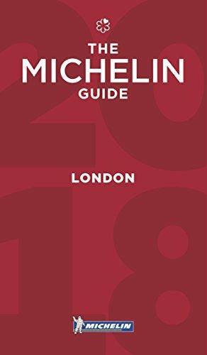 MICHELIN Guide London 2018: Restaurants & Hotels (Michelin Guide/Michelin)