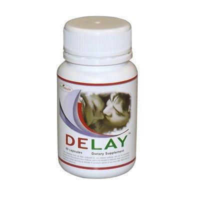 Retard pilules pour l'éjaculation précoce - PE - 1 bouteille - 60 Pilules - Contrôler l'éjaculation précoce avec Maximum Pills Retard Force