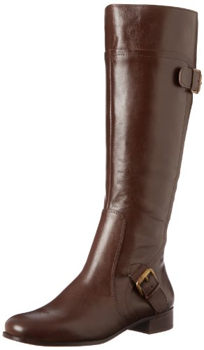 Brown Leather Boots Women - Cr Boot