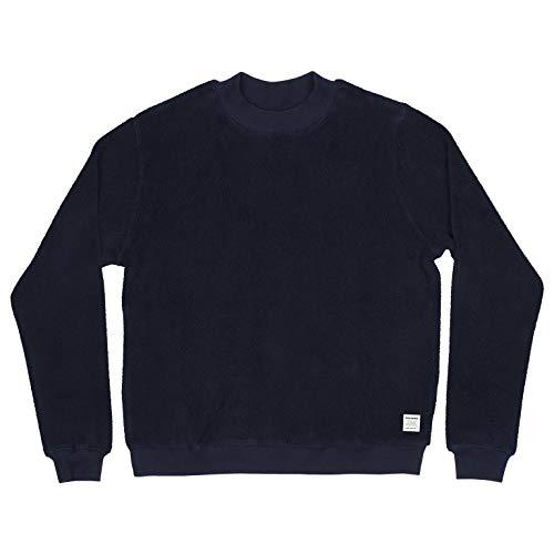Bleu Marine Dedicated Sweat Femme shirt 804xCffqwt