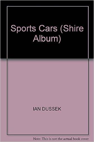 Sports Cars (Shire Album)
