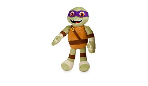 Amazon.com: NINJA TURTLES - Plush Toy of the movie