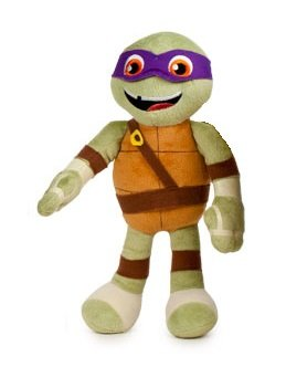 Amazon.com: Ninja Turtles – Peluche de la película ...