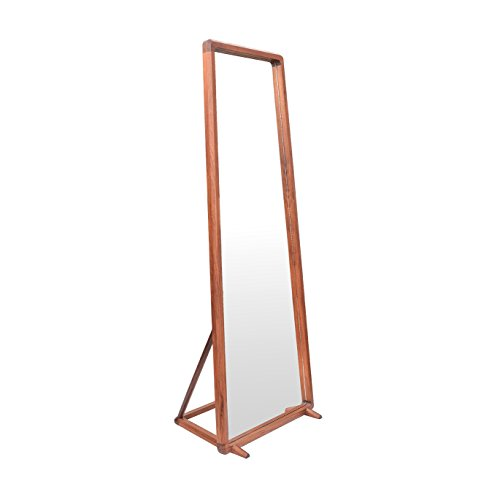 Espejo de piso en madera solida Bu'ul
