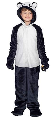 Panda Flappy Suit Halloween Costume Jumpsuit (Child
