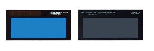 Jackson Safety 16376 W30 Solera Fixed Shade 11 Auto-Darkening Filter Cartridge, 4'' Length x 2'' Width by Jackson Safety