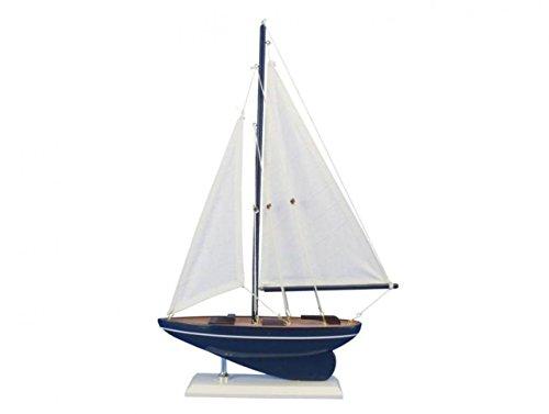 Hampton Nautical sailboat17-106 Wooden Gone Sailing sailboat17-106 Sailboat 17