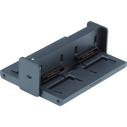 DJI Mavic Air - Cargador batería múltiple, hasta 4 baterías, Adaptador de alimentación - Negro