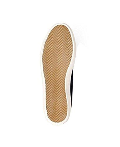 Polo Ralph Lauren Medan Gåva Mocka High-top Sneaker Flottan