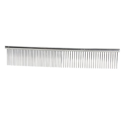 Roto - Asymmetric Hot Sell Steel Pet Hair Trimmer Comb Dog Cat Cleaning Brush