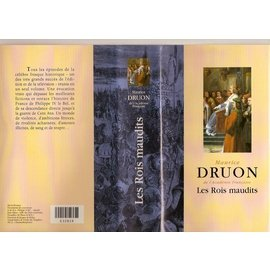 Les rois maudits : T. 2: La reine étranglée, Druon, Maurice