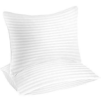 Amazon Com Dream Supreme Plus Gel Fiber Filled Pillows