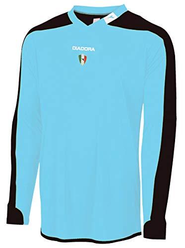 Diadora Enzo Goalkeeper Jersey (Light Blue, Youth Small)
