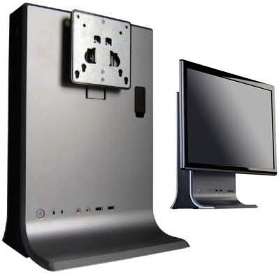 Hiditec Caja ITX All IN One D-1 SIN Fuente CHASIS Vertical con Soporte VESA Conexiones Frontales 2XUSB Audio SIN Fuente DE ALIMENTACION: Amazon.es: Informática