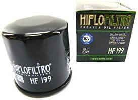 /Ölfilter Hiflo HF199 f/ür Polaris