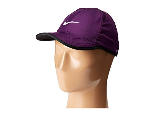 ight Hat - Purple Bold Berry (Nike Youth Mesh)