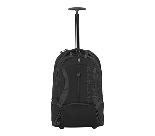 - Victorinox VX Sport Scout Wheeled Backpack - Black