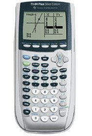 Texas Instruments TI-84 Plus Silver Edition Graphing Calculator - Purple by Texas Instruments