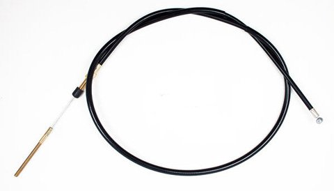 Manufacturer Part Number: 04-0044-AD Actual parts may vary. Manufacturer: MOTION PRO 1984-1987 SUZUKI LT185 SUZUKI REAR HAND BRAKE CABLE Stock Photo