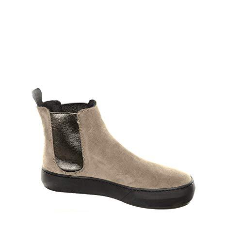 Donna Sneaker Visone A Beatles Alto Collo Frau v6POU1qA