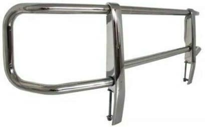 Hollywood Accessories Bumper Brush Guard Bull BAR Chrome for Mercedes W463 G Class G550,G55,G63,G500