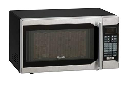 Avanti AVAMO7103SST Touch Microwave Ovens, Cooking, Electronic Panel, Defrost, Turntable, Glass Tray, 0.7 Cubic feet