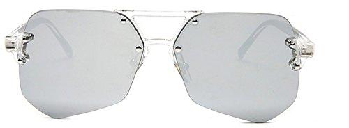 polarisées télévision lunettes HYP Noir avec monture métal optique Mercury Lunettes en transparent de lunettes conduite tablets de mode Gris de fourmis UV400 anti Lunettes Incassable 100 objectif qqxwUrZE1