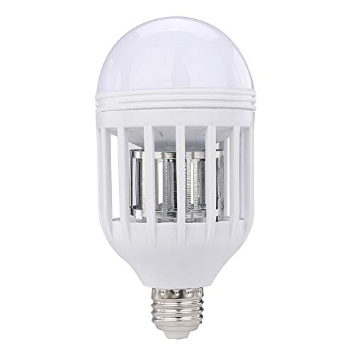 Pangxiannv 2 in 1 Light Zapper LED Light Bulb Bug Mosquito Fly Insect Killer Bulb Lamp Home Dual-use Lamp Shock Bulb Mosquito Repellent Insect Killer Mosquito Killer Electric Bug Zapper