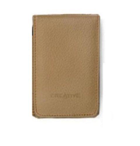 Creative Zen Vision: M Leather Case Brown (Zen Vision M Leather Case)
