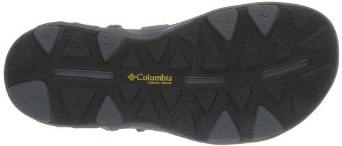 Charcoal Uomo Sandali Interchange Yellow Grigio 030 Columbia Techsun Curry Vent gqfxwIg0
