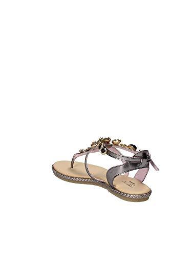 Stonefly Donna 110495 Grigio 36 Sandalo 6UPx6qwTA
