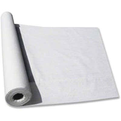 Linen-Soft Non-Woven Polyester Banquet Roll, Cut-To-Fit, 40""