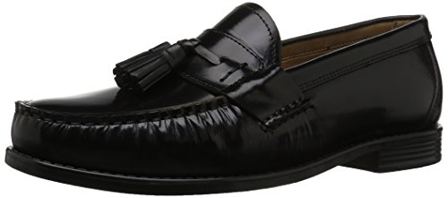 Gh Bass & Co. Mens Wallace Mocassino Nero