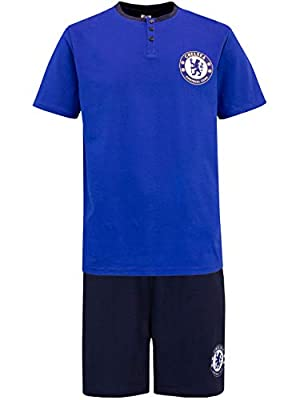 Premier League Mens Chelsea F.C. Pajamas