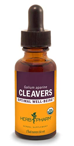 - Herb Pharm Cleavers Liquid Extract - 1 Ounce