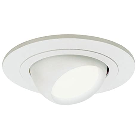 Halo recessed 998p 4 inch trim eyeball par16 lamp trim with white halo recessed 998p 4 inch trim eyeball par16 lamp trim with white eyeball white mozeypictures Gallery