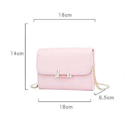 Mini Identique MDRW Mode Summer À Épaule De Paquet Main De Sacs Chaîne Étudiants Femmes Messager Pink D'Onde gA0ZqZr7c